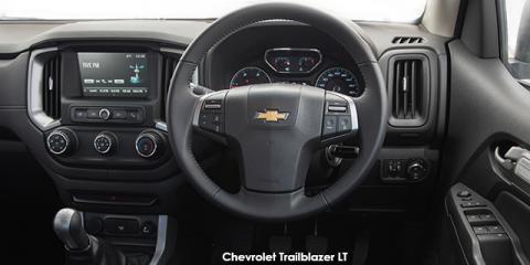 Chevrolet Trailblazer 2.5D LT auto