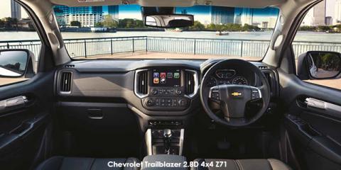 Chevrolet Trailblazer 2.8D 4x4 LTZ Z71