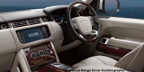 Land Rover Range Rover L Autobiography SDV8