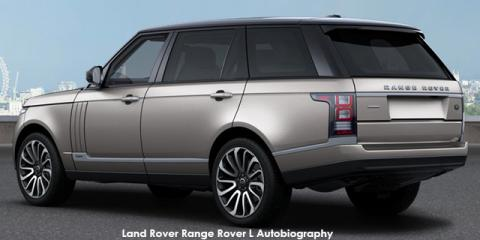 Land Rover Range Rover L Supercharged Autobiography