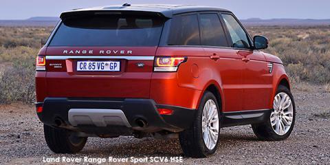 Land Rover Range Rover Sport HSE SCV6