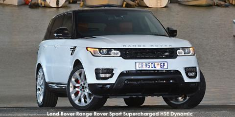 Land Rover Range Rover Sport Supercharged HSE Dynamic