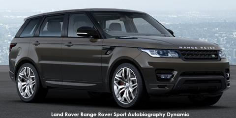 Land Rover Range Rover Sport SCV6 Autobiography Dynamic