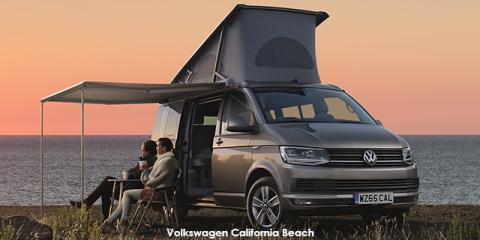 Volkswagen California Beach 2.0TDI 4Motion