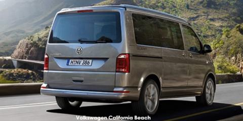 Volkswagen California Beach 2.0TDI 4Motion