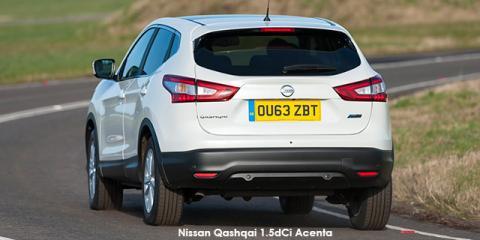Nissan Qashqai 1.6T Acenta