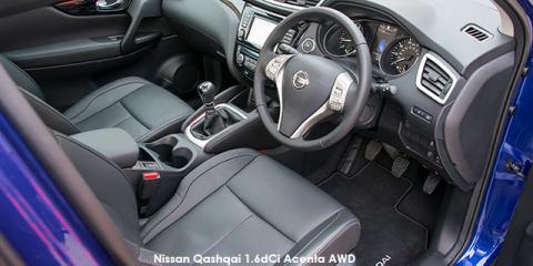 Nissan Qashqai 1.6dCi Acenta auto