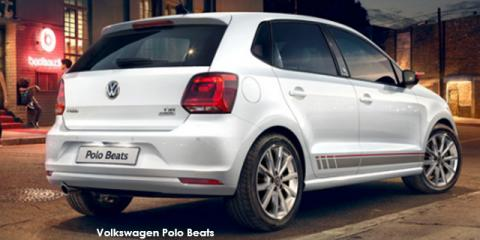 Volkswagen Polo hatch 1.2TSI beats
