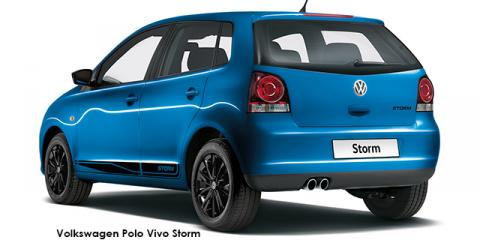 Volkswagen Polo Vivo hatch 1.4 Storm
