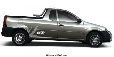 Nissan NP200 1.6i Ice
