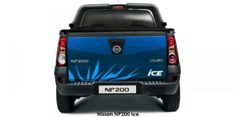 Nissan NP200 1.5dCi Ice