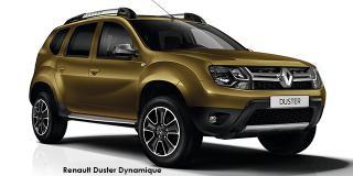 Renault Duster - Image credit: © 2018 duoporta. Generic Image shown.
