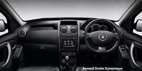 Renault Duster 1.6 Expression - Image credit: © 2018 duoporta. Generic Image shown.