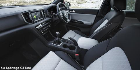 Kia Sportage 1.6T GT-Line AWD