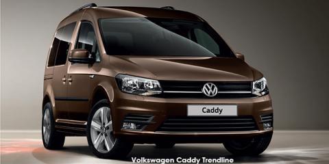 Volkswagen Caddy 2.0TDI Trendline - Image credit: © 2018 duoporta. Generic Image shown.