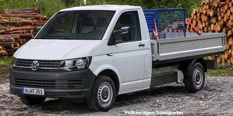 Volkswagen Transporter 2.0TDI - Image credit: © 2018 duoporta. Generic Image shown.