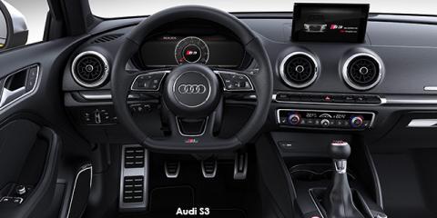 Audi S3 3-door quattro