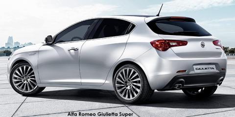 Alfa Romeo Giulietta 1.4TB Super - Image credit: © 2019 duoporta. Generic Image shown.
