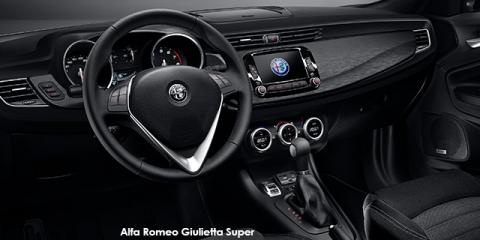 Alfa Romeo Giulietta 1.4TB Super - Image credit: © 2018 duoporta. Generic Image shown.