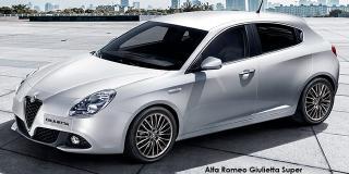 Alfa Romeo Giulietta