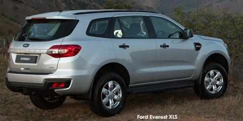 Ford Everest 2.2 4WD XLS