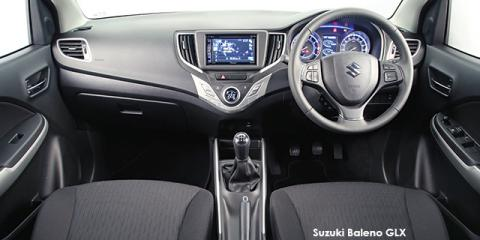 Suzuki Baleno 1.4 GLX auto - Image credit: © 2018 duoporta. Generic Image shown.