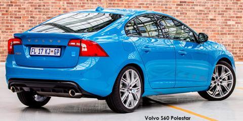 Volvo S60 T6 AWD Polestar - Image credit: © 2018 duoporta. Generic Image shown.