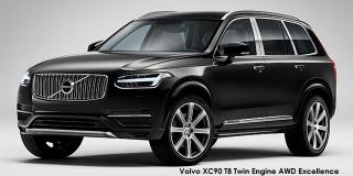 Volvo XC90 - Image credit: © 2018 duoporta. Generic Image shown.