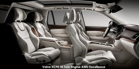 Volvo XC90 T8 Twin Engine AWD Excellence - Image credit: © 2018 duoporta. Generic Image shown.