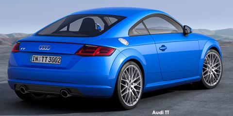 Audi TT coupe 1.8TFSI