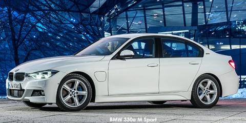 BMW 330e EDrive M Sport   Image Credit: © 2018 Duoporta. Generic Image Shown