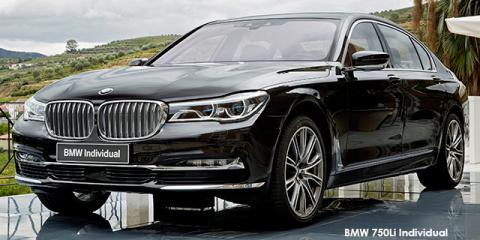 BMW 740i Individual - Image credit: © 2018 duoporta. Generic Image shown.