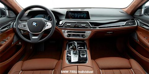BMW 740i Individual - Image credit: © 2019 duoporta. Generic Image shown.