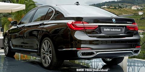 BMW 740e eDrive Individual - Image credit: © 2019 duoporta. Generic Image shown.