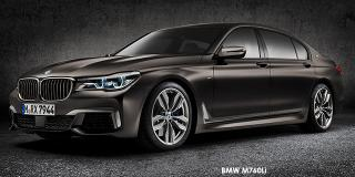 BMW 7 Series - Image credit: © 2018 duoporta. Generic Image shown.