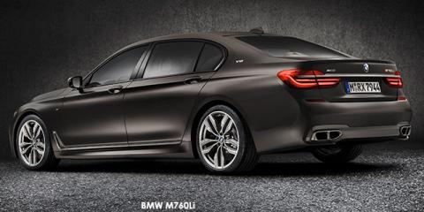 BMW M760Li xDrive - Image credit: © 2019 duoporta. Generic Image shown.