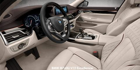 BMW M760Li V12 Excellence xDrive - Image credit: © 2018 duoporta. Generic Image shown.