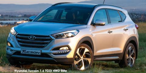 Hyundai Tucson 2.0CRDi Elite