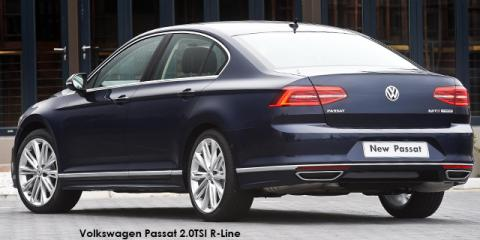 Volkswagen Passat 2.0TSI Executive R-Line - Image credit: © 2018 duoporta. Generic Image shown.
