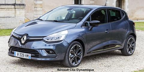 Renault Clio 66kW turbo Authentique - Image credit: © 2018 duoporta. Generic Image shown.