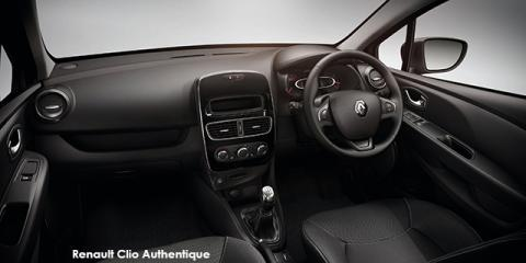 Renault Clio 66kW turbo Authentique - Image credit: © 2020 duoporta. Generic Image shown.