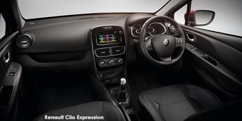 Renault Clio 66kW turbo Expression - Image credit: © 2018 duoporta. Generic Image shown.