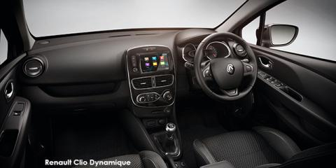 Renault Clio 66kW turbo Dynamique - Image credit: © 2018 duoporta. Generic Image shown.