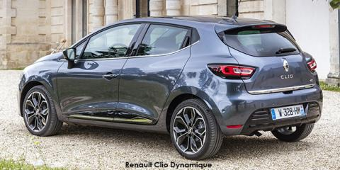 Renault Clio 88kW turbo Expression auto - Image credit: © 2018 duoporta. Generic Image shown.