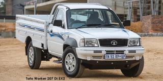 Tata Worker - Image credit: © 2018 duoporta. Generic Image shown.