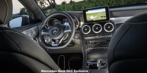 Mercedes-Benz GLC350d 4Matic Exclusive