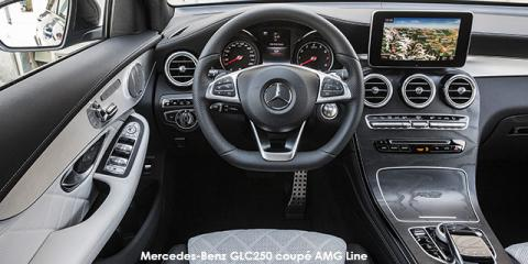Mercedes-Benz GLC350d coupe 4Matic AMG Line