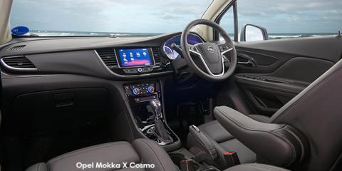 Opel Mokka X 1.4 Turbo Cosmo auto