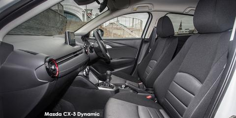 Mazda CX-3 2.0 Dynamic - Image credit: © 2018 duoporta. Generic Image shown.