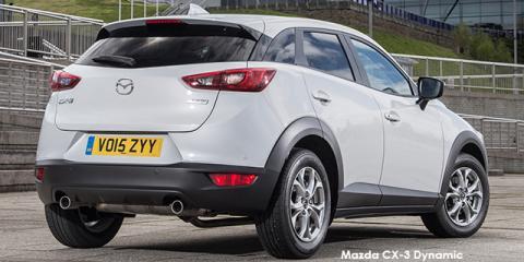 Mazda CX-3 2.0 Dynamic auto
